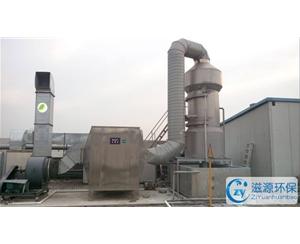 药业公司污水处理厂异味废气处理