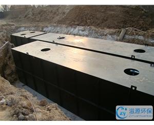 100吨/天城镇污水处理